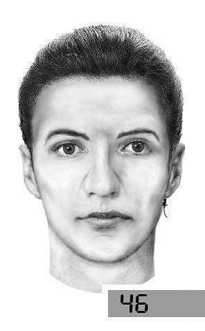 Policja opublikowała portret pamięciowy oszustki.