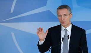 """Sekretarz generalny NATO chwali Polskę. """"To wzór dla innych państw"""""""