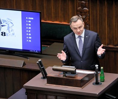 Andrzej Duda o Rosji. Gorzkie słowa