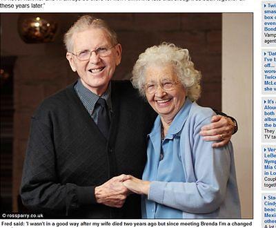 Zakochani rozdzieleni w dzieciństwie odnaleźli się po 60 latach!