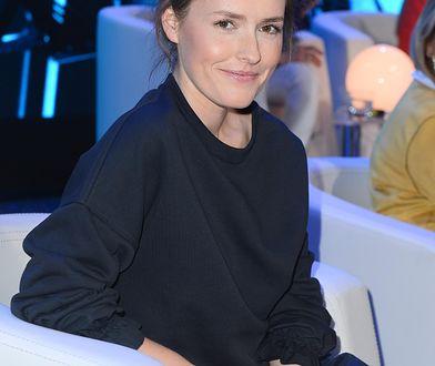 Olga Frycz została mamą