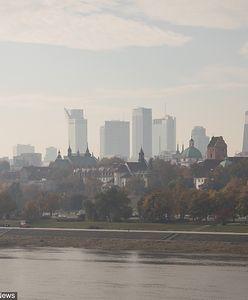 Smog Warszawa - 28 stycznia. Sprawdź, jaka jest dziś jakość powietrza
