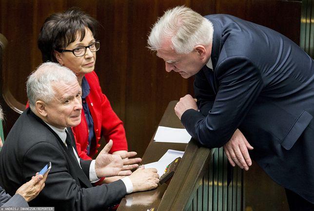 RPO podzieli koalicję? Jarosław Kaczyński i Jarosław Gowin