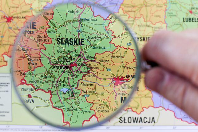 Część mieszkańców chce zmiany nazwy na województwo śląsko-małopolskie