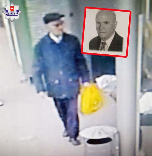 Policja w Lublinie szuka 86-letniego mężczyzny.