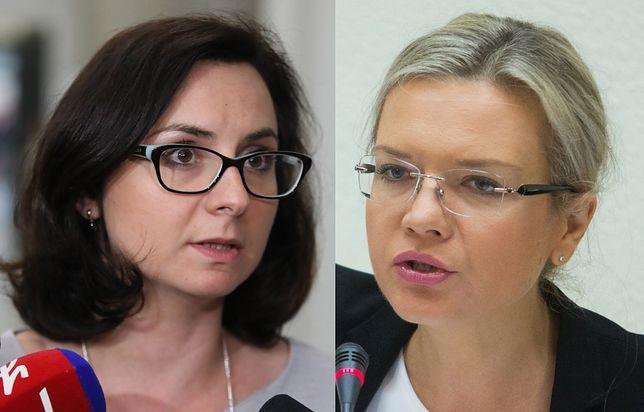 Kamila Gasiuk-Pihowicz starła się z Małgorzatą Wassermann