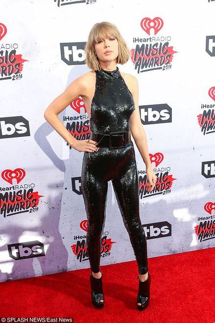 Taylor Swift na imprezie iHeartRadio Music Awards