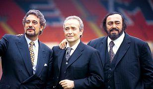 Placido Domingo, Jose Carreras i Luciano Pavarotti
