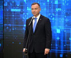 Andrzej Duda popełnił błąd. Internauci błyskawicznie mu to wytknęli