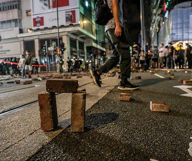 Chiny sprzeciwiają się pomocy Wielkiej Brytani dla mieszkańców Hongkongu