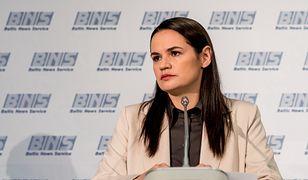 Białoruś. Cichanouska ostrzega Łukaszenkę