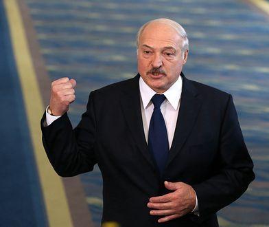 Białoruś. Aleksander Łukaszenka zagroził uczestnikom protestów