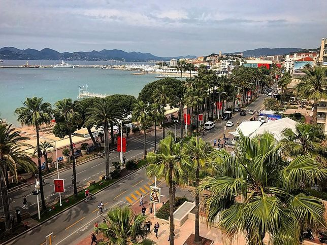 Polki w Cannes