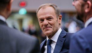 Tusk został wybrany na szefa Europejskiej Partii Ludowej 20 listopada