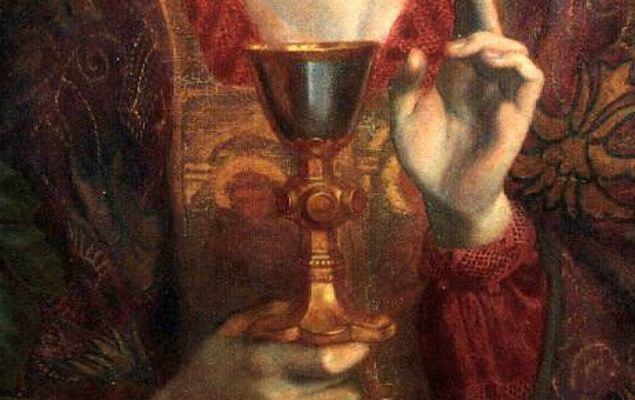 Graal - naczynie Jezusa
