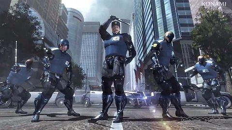 W Metal Gear Rising: Revengeance na pewno będą ciekawe cyborgi - tylko zwiastun nie stara się ich pokazać