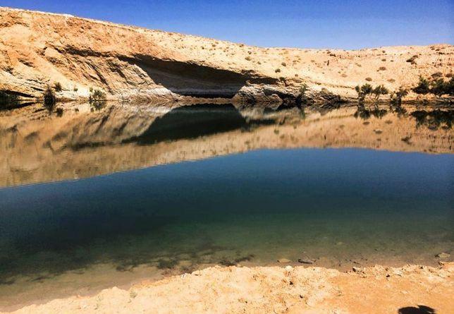 Lac de Gafsa - nowa atrakcja Tunezji