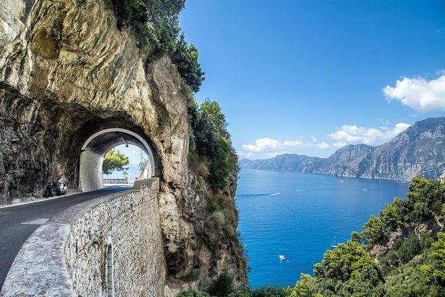 Wybrzeże Amalfitańskie, Włochy