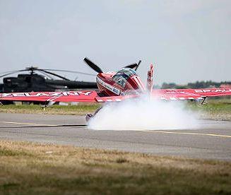 Pokazy lotnicze Air Show w Radomiu