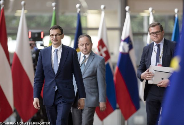"""Konrad Szymański o obsadzaniu najwyższych stanowisk w instytucjach UE. """"Niech Tusk promuje Szydło"""""""