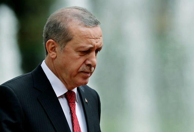 Prezydent Turcji skazany na grzywnę. Obraził artystę