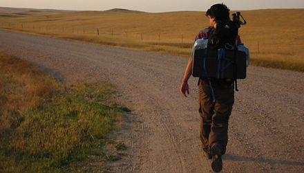 W poszukiwaniu pracy przeszedł czterysta kilometrów