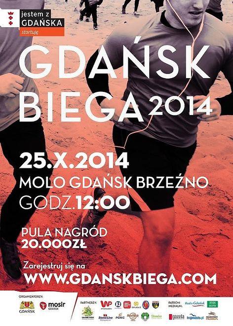 Gdańsk Biega 2014 - ostatnie dni rejestracji
