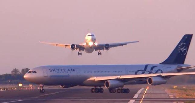 Barcelona - pilot dokonał cudu na lotnisku