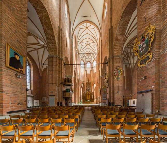 Kościół Św. Piotra w Rydze