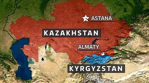 W Kazachstanie rozbił się samolot pasażerski - nikt nie przeżył
