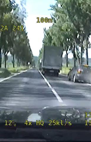 Dolnośląskie. Pijany kierowca uciekał przed policją. Padły strzały