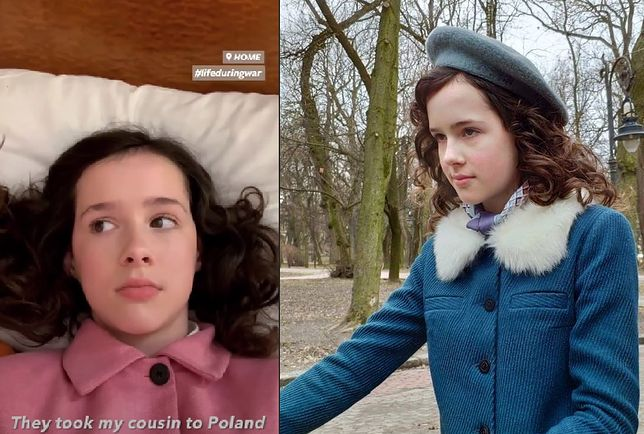 Eva Heymann zginęła w Auschwitz, mając 13 lat.