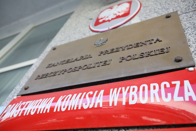 Siedziba Państwowej Komisji Wyborczej
