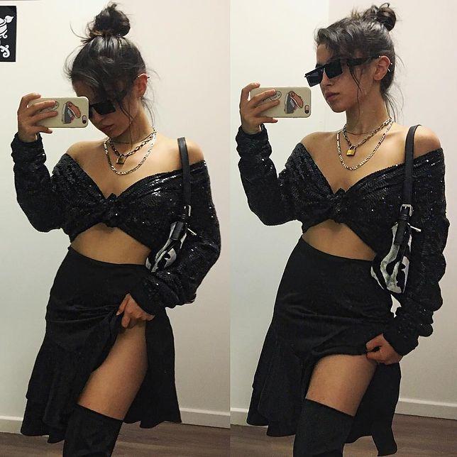 Córka piosenkarki interesuje się modą
