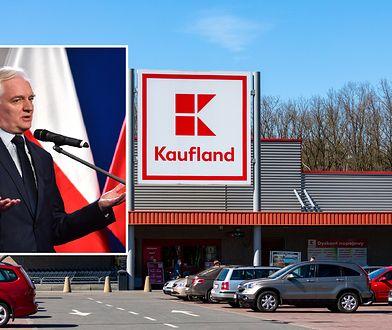 """Ministerstwo Rozwoju komentuje plany Kauflandu. Sieć """"obserwuje sytuację"""""""