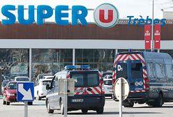 Zamach w Trebes we Francji. Policja znalazła trzy ładunki wybuchowe