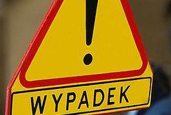 A4: dwa wypadki na trasie Wrocław-Legnica. Ogromne utrudnienia w ruchu. Jezdnia w kierunku Legnicy zablokowana