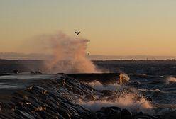 Pogoda nad morzem – sztorm na wodach Bałtyku