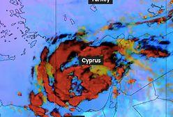 """Niebezpieczna grupa burz na Morzu Śródziemnym. """"Niebywale rzadkie"""""""