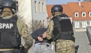 Gdańsk. Zatrzymano mężczyznę powiązanego z gangiem narkotykowym