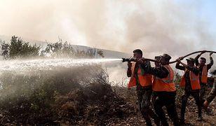"""Egzekucja 24 osób w Syrii. """"Byli odpowiedzialni za wywołanie pożarów"""""""