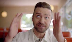 Justin Timberlake chwali się rozmiarem swojego sukcesu