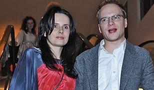 Czy Maciej Stuhr kibicuje byłej żonie?