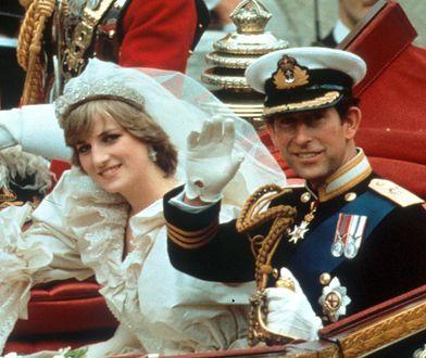 Księżna Diana była wychudzona ze stresu