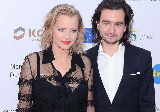 Joanna Kulig i Maciej Bochniak od 11 lat są małżeństwem.