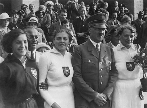 Kobiety Adolfa Hitlera!