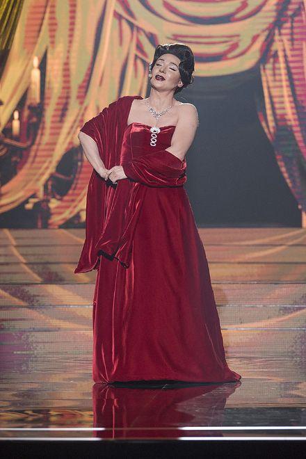 Kacper Kuszewski jako Maria Callas