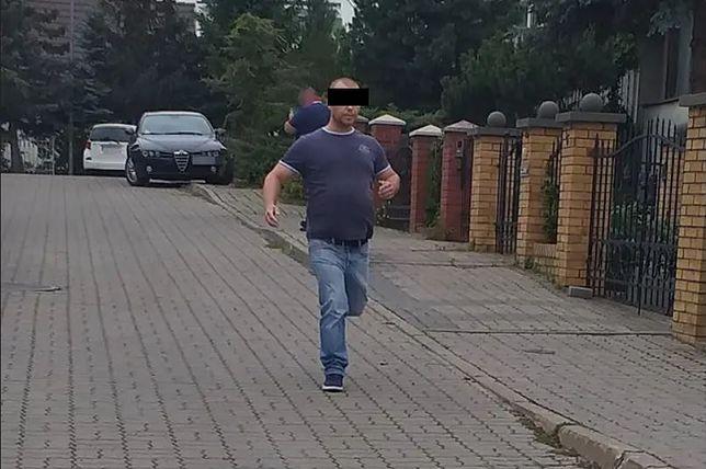 Policja publikuje wizerunek sprawcy
