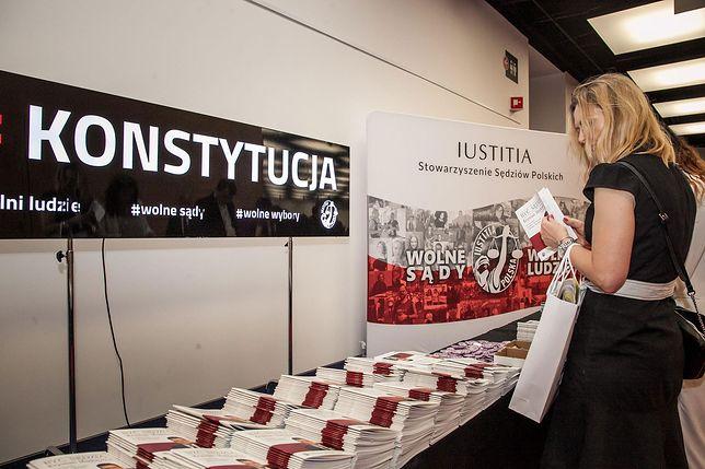 Iustitia: sędziowie powinni odmawiać udziału w postępowaniach rzeczników dyscyplinarnych