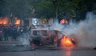 Francuska policja zatrzymała 200 osób